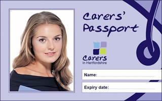 Carers Passport Discount Scheme