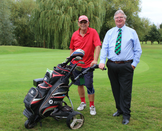 Golf day for Carers in Hertfordshire web
