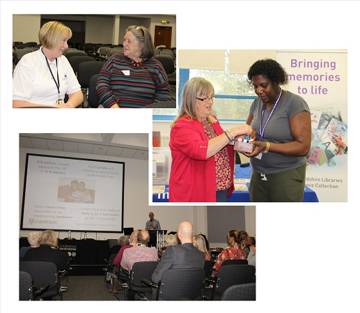 Carers in Hertfordshire AGM 2019 pictures