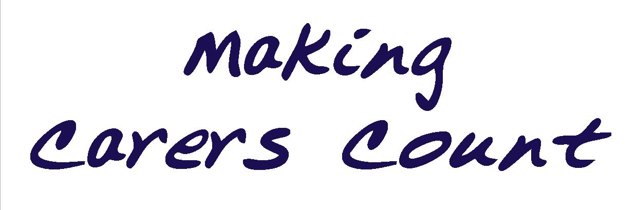 Making Carers count strapline