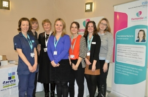 Carers in Hertfordshire Admiral Nurse event 2018