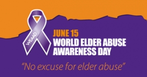Putting the spotlight on safeguarding this World Elder Abuse Awareness Day