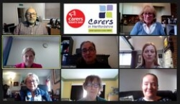 Our Carers Rights Day events enabled carers to be informed and to share their views