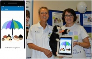 New app brings information and support to young carers' fingertips