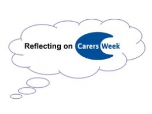 Reflecting on Carers Week 2020